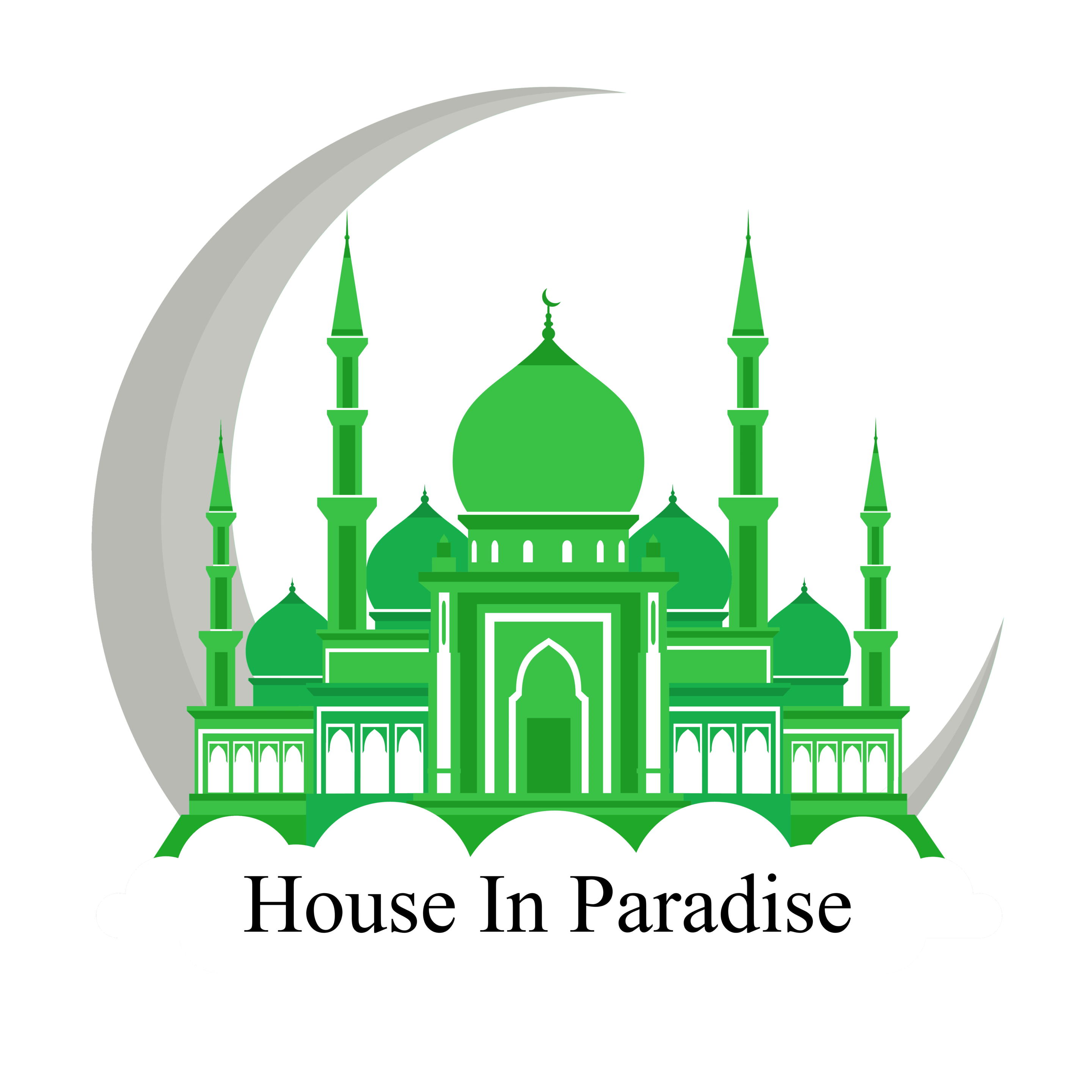House In Paradise Logo